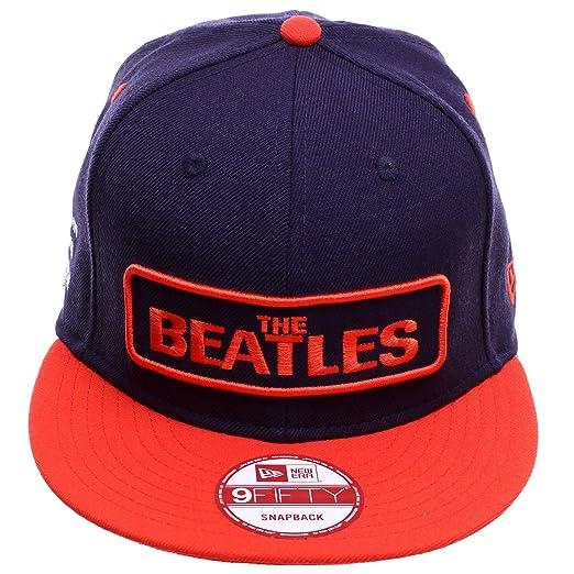beatles baseball hat the embroidered authentic new era amazon men clothing store