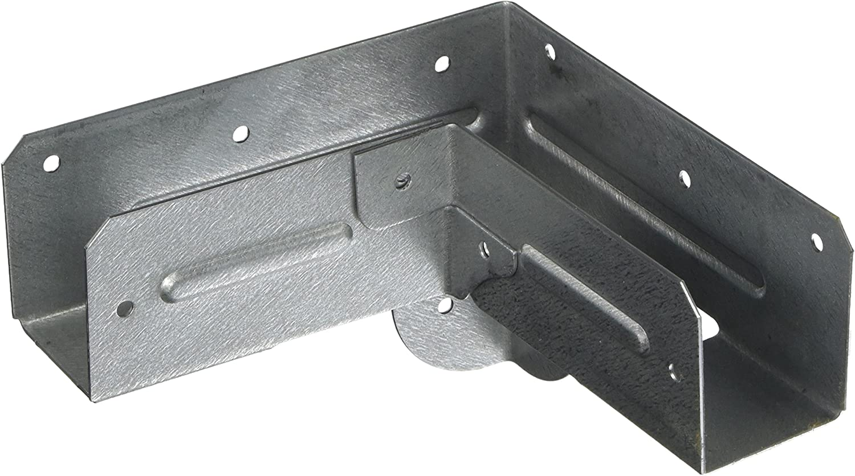 Simpson Strong Tie RTC2Z-12 ZMAX Galvanized 18-Gauge 2X Rigid Tie Connector 12-Per Box