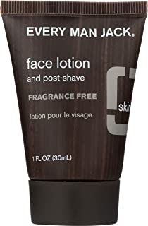 product image for Every Man Jack, Lotion Face Unscented, 1 Fl Oz