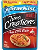 StarKist Tuna Creations Bold, Thai Chili Style, 2.6 Ounce (Pack of 24)