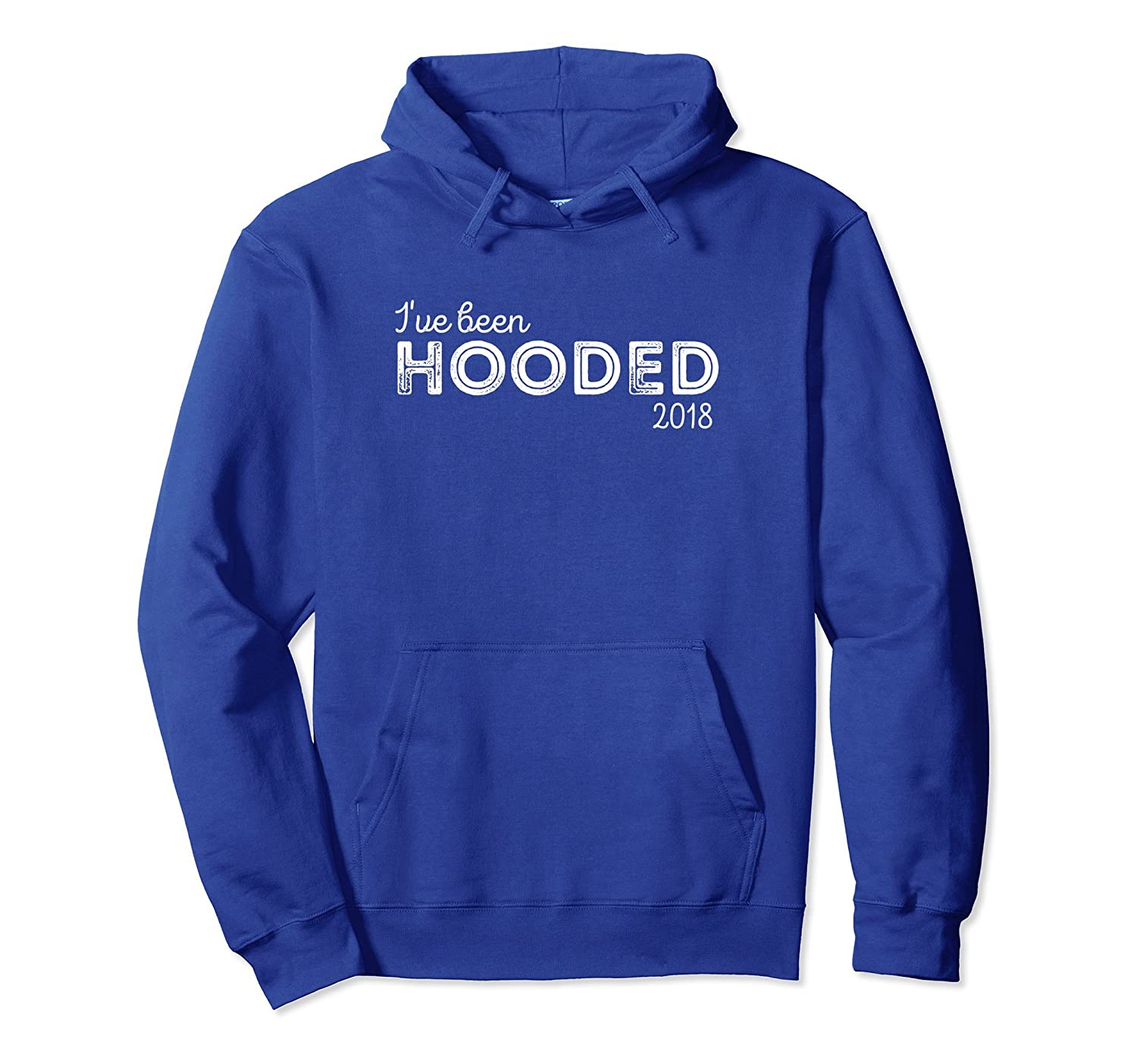 2018 Masters Degree Graduation Hoodie Gift for Graduate-alottee gift