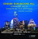 Hill: Symphony No 4