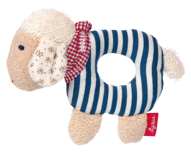 Sigikid Organic Grasp Toy Sheep 40502