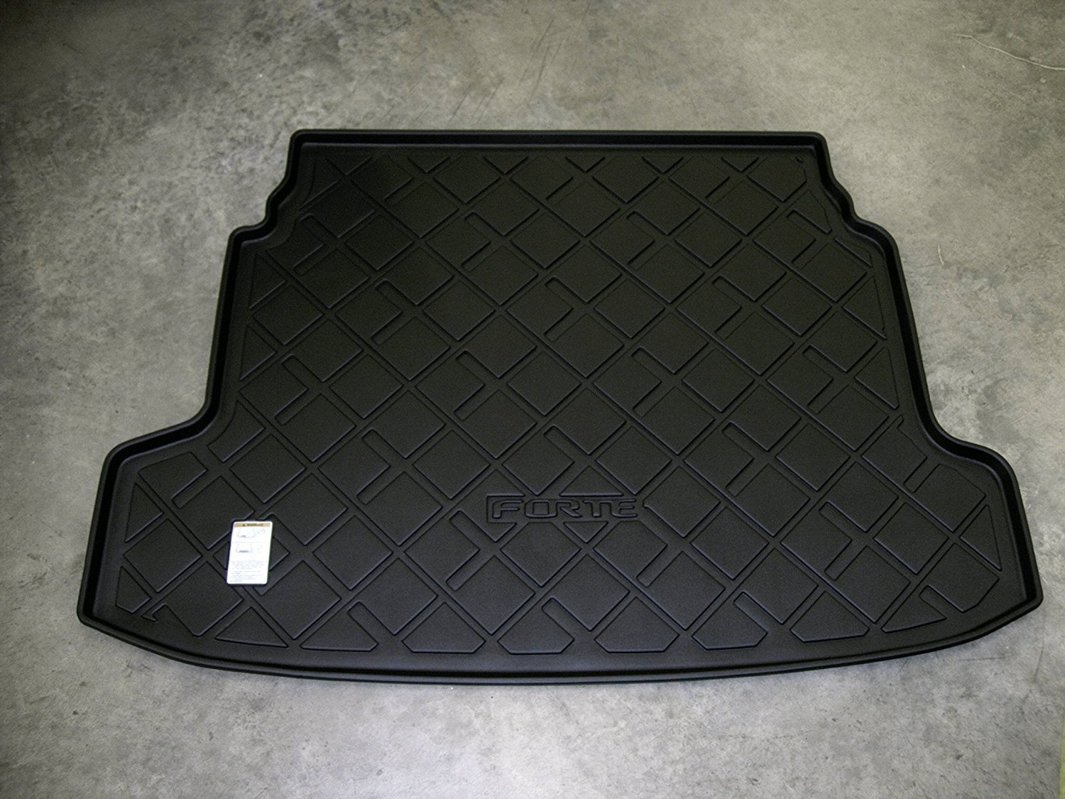 Genuine Kia Accessories U8120-1M000 Cargo Tray for Kia Forte Sedan