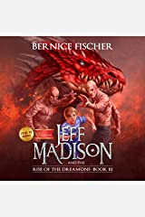 Jeff Madison and the Rise of the Dreamons Audible Audiobook