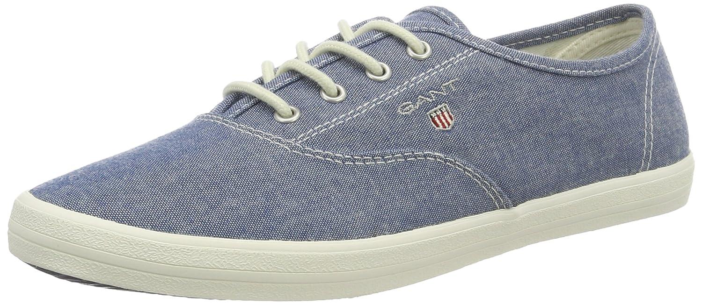 Gant New Haven, Zapatillas para Mujer 41 EU|Azul (Vintage Blue G66)