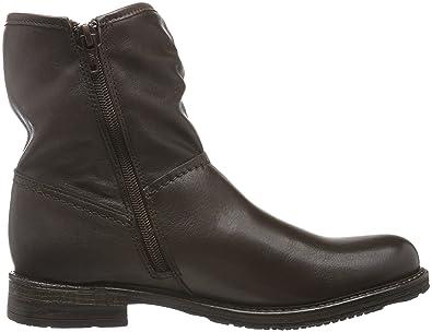Buffalo London Damen ES 30869 Garda Kurzschaft Stiefel, Braun (Nougat 01), 42 EU