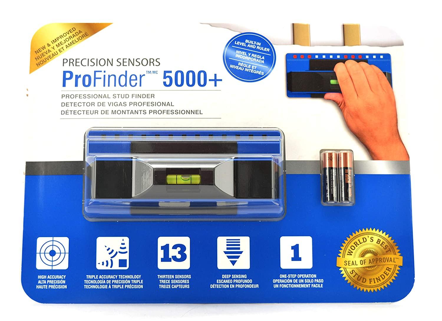 Profinder 5000 Stud Finder Review