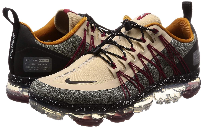 Nike Air Vapormax Run Utility Mens Aq8810 200 Size 8.5