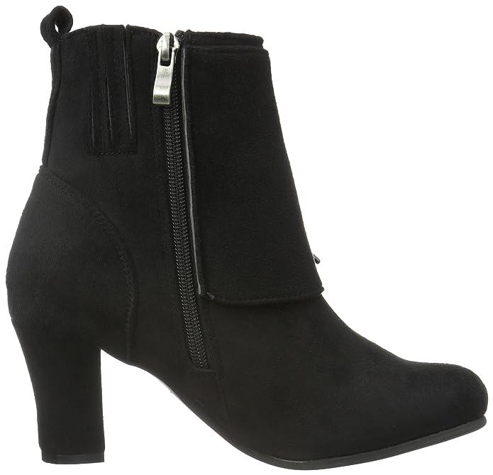 Andrea Conti 3612711, Zapatillas de Estar por Casa para Mujer, Beige, EU 36