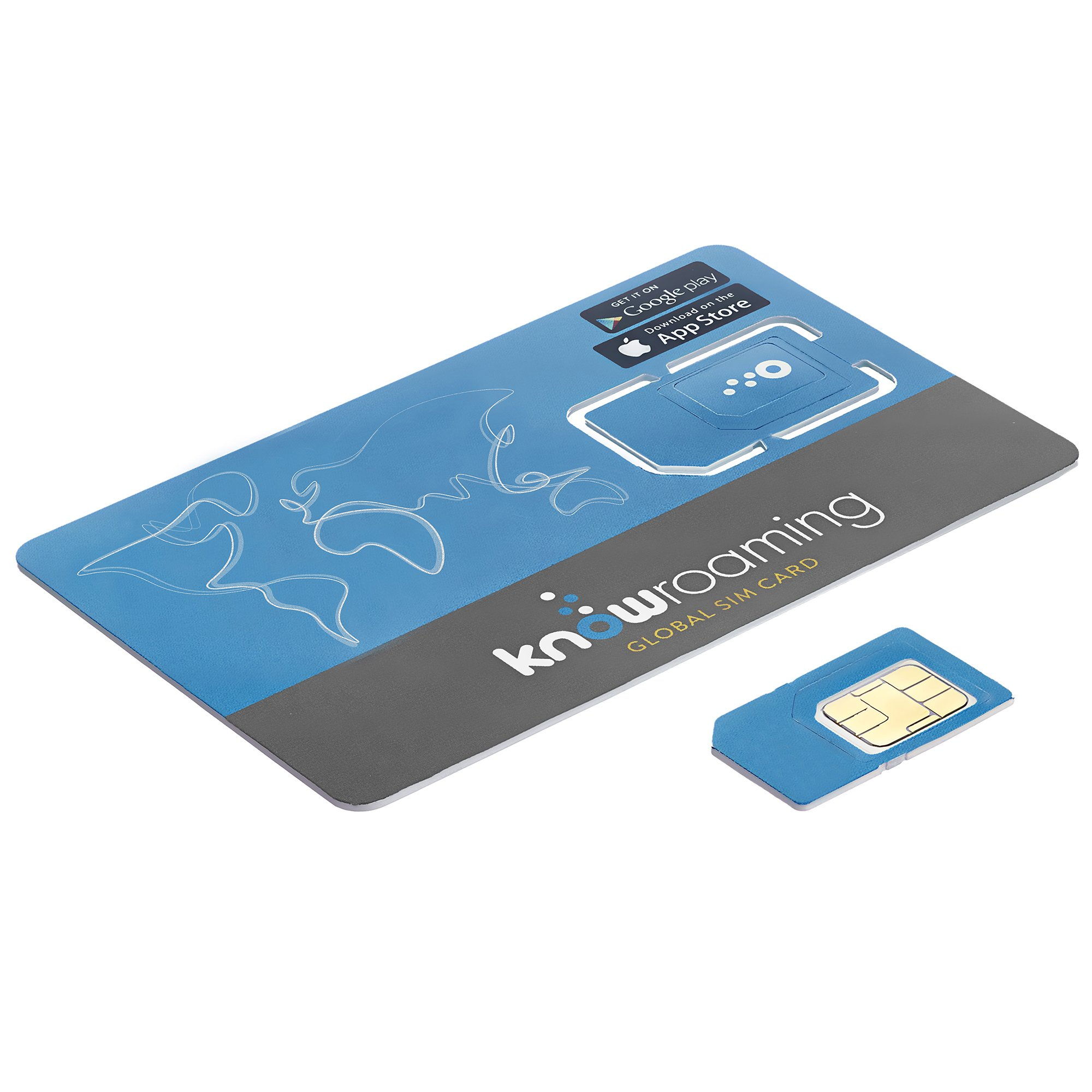 knowroaming global travel sim card - Global Travel Card