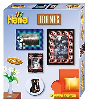 Hama 3234 Original Bugelperlen Geschenkpackung Bilderrahmen Ca