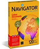 Navigator Colour Documents Paper Ultra Smooth 120gsm A4 White Ref NAV0330 [250 Sheets]