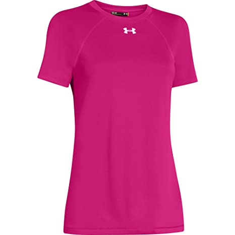 fec0686aec249 Amazon.com: Under Armour Women's Locker Lightweight Short Sleeve T ...