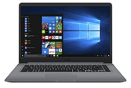 ASUS VivoBook 15 X510QA-EJ101T AMD Quad Core A10-9620P 15.6-inch FHD Thin and Light Laptop (4GB RAM/512GB NVMe SSD/Windows 10/Integrated Graphics/FP Reader/1.70 kg), Grey