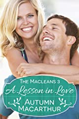 A Lesson in Love: A faith-filled sweet and clean Scottish Christian romance in spring (The Macleans Book 3) Kindle Edition