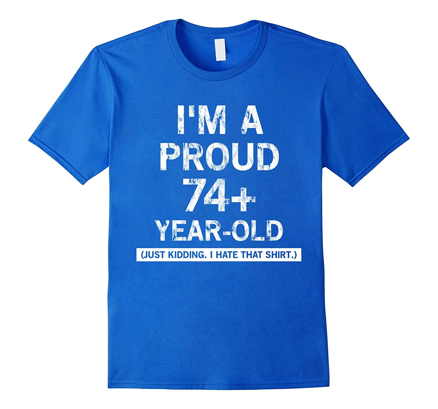 Funny 75 Years Old 1942 75th Vintage Birthday Gift T-Shirt-PL