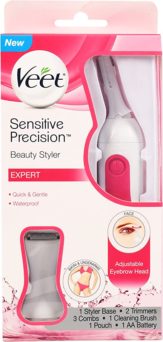Veet Sensitive Precision Electric Trimmer: Amazon.es: Belleza