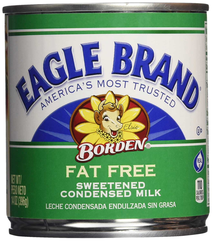 Amazon.com : Eagle Brand Sweet Condensed Milk, 14 oz : Grocery ...