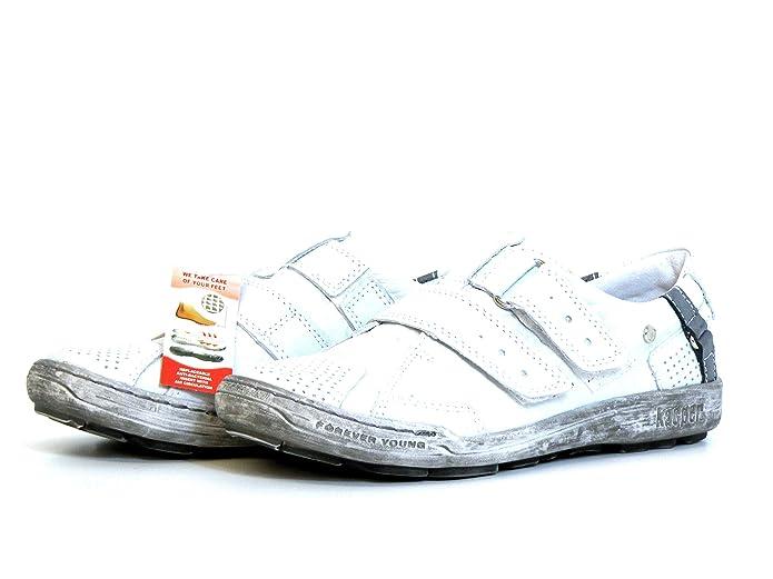 Kacper Damen Flache Slipper Weiß-Kombi (Weiß) 2-26431 Discounter Standorten Perfekt Heißen Verkauf Günstiger Preis CaLI59jBZ