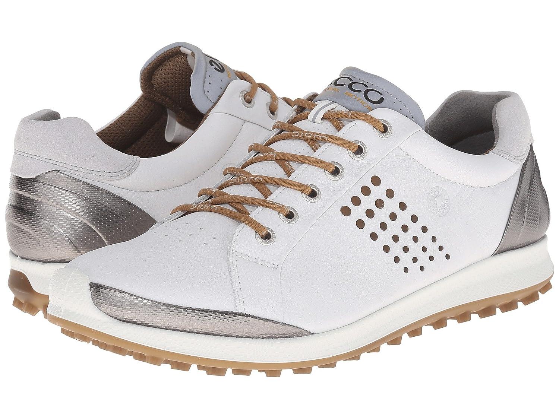 [エコー ゴルフ] ECCO Golf メンズ BIOM Hybrid 2 スニーカー [並行輸入品] B01BWEP69W 44 (US Men's 10-10.5)(28.0-28.5cm) - D - Medium|White/Mineral
