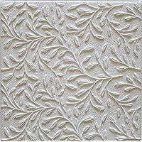 Azulejos de techo de poliestireno Spring ( paquete