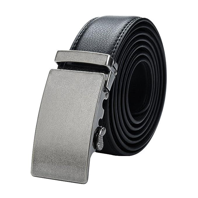 VRLEGEND Cinturón - para hombre IjHIKLusT