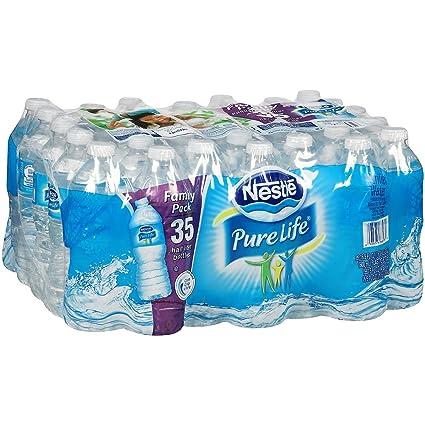 Nestle Pure Life Purified Water (16 9 fl  oz , 35 pk ): Amazon ca