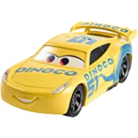 Disney Pixar Cars Véhicule Cruz Ramirez Dinoco, DXV71