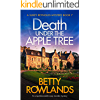 Death under the Apple Tree: An unputdownable cozy murder mystery (A Sukey Reynolds Mystery Book 7)