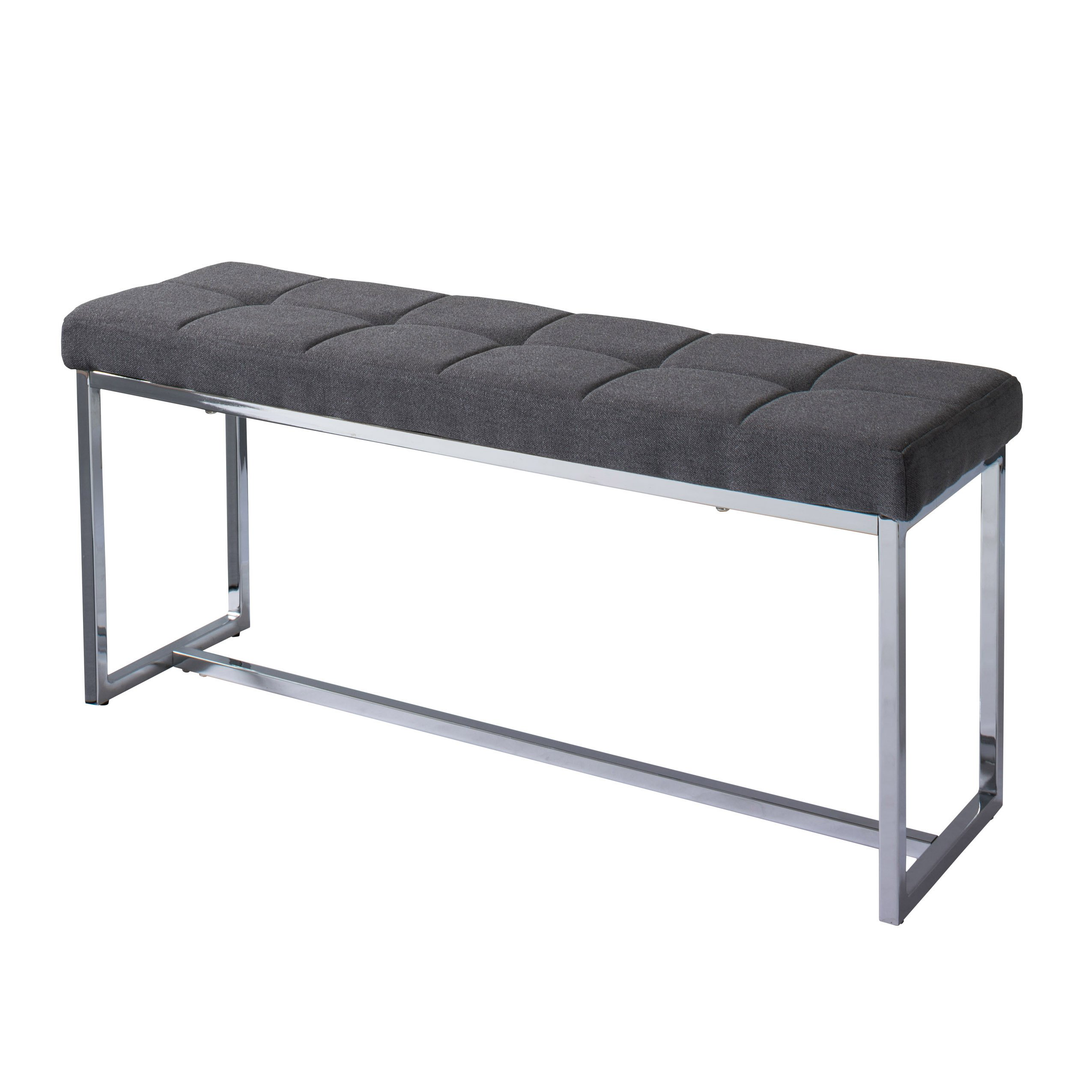CorLiving LDF-161-O Huntington Bench Grey by CorLiving (Image #1)