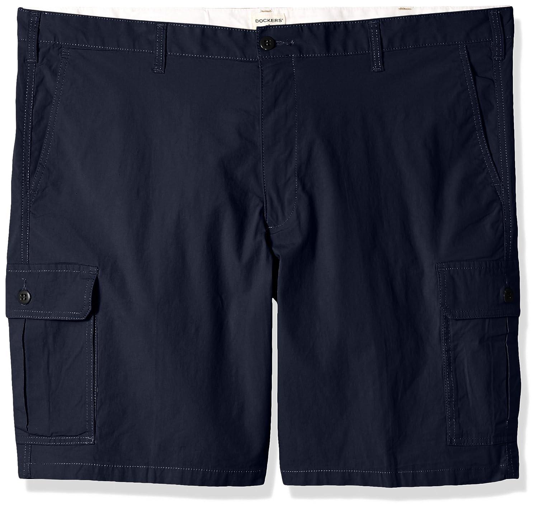 16b832def8 Amazon.com: Dockers Men's Big and Tall Cargo Short: Clothing