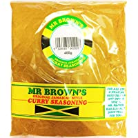 Mr Brown's Curry Seasoning 400g