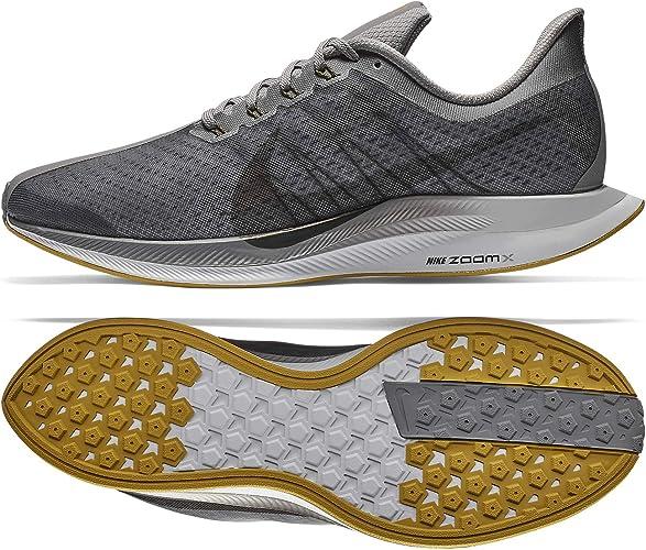 Nike Zoom Pegasus Turbo 35 AJ4114-003 Gridiron/Atmosphere Gris Zapatos De  Hombre