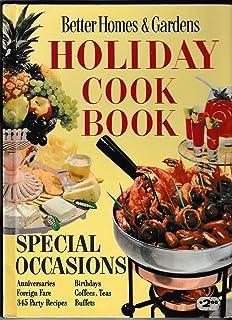 Better Homes and Gardens Dessert Cook Book 9781025040073 Amazon