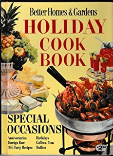 Wonderful Better Homes And Gardens Holiday Cook Book