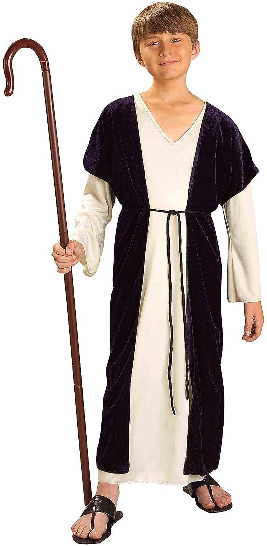 Forum NoveltiesBiblical Times Shepherd Costume, Child Large
