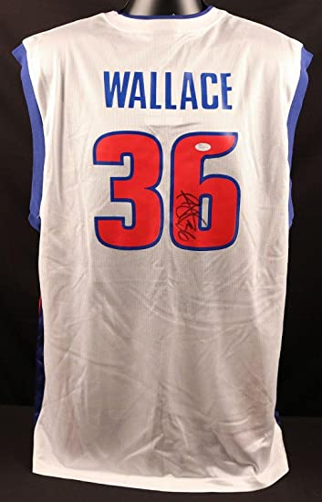 Rasheed Wallace Autographed Jersey - Reebok COA - JSA Certified -  Autographed NBA Jerseys b66541311