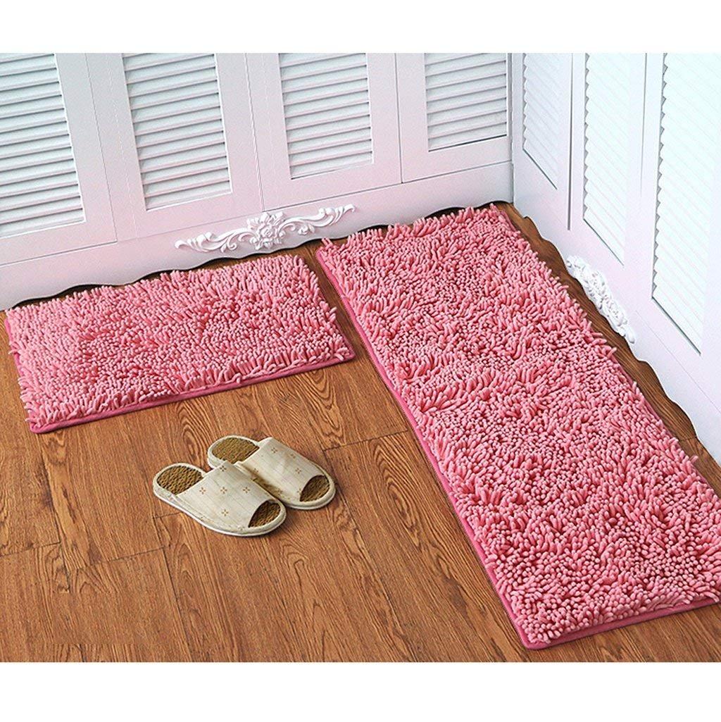 XX Chenille Chenille Chenille Matratze Tür Matratzen Schlafzimmer Tür Anti-Skid Pad Bad Küche Wasser Matte Mat Tür Matte B07KP91B2M | Lebendige Form  fbcc33