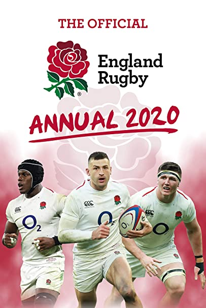 Calendrier Rugby Top 14 2020.The Official England Rugby Annual 2020 Amazon Co Uk Grange