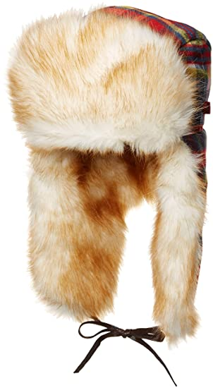 e610c042 Kangol Men's Massive Trapper HAT Plaid, L: Amazon.co.uk: Clothing