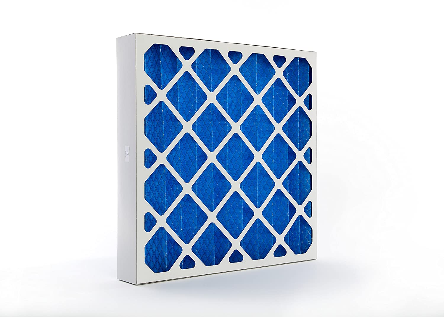 GVS Filter Technology G4P.15.15.2.SUA001.002 G4 Pleated Panel Filter, Blue/White (Pack of 2)
