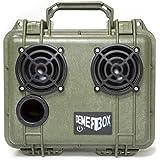 DemerBox Portable Bluetooth Speaker Pesaro Green 2 Speaker Model