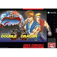 Return of Double Dragon - Super NES - Standard Edition
