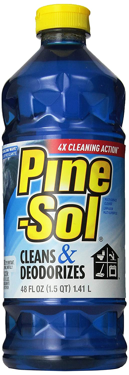 Amazon.com: Clorox Pine Sol Sparkling Wave, 48 Ounce: Health & Personal Care