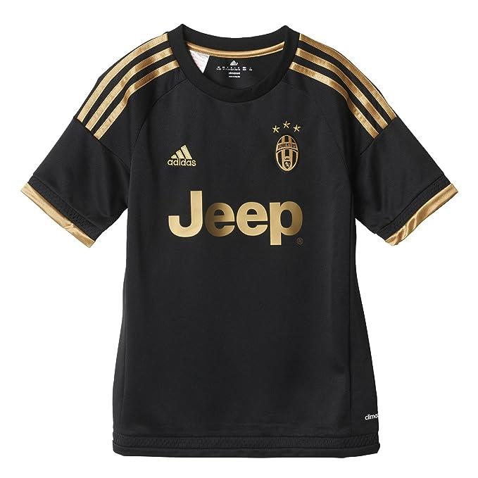 2c40a4672 adidas Juve 3 JSY Y - T-Shirt per Ragazzi: Amazon.it: Abbigliamento