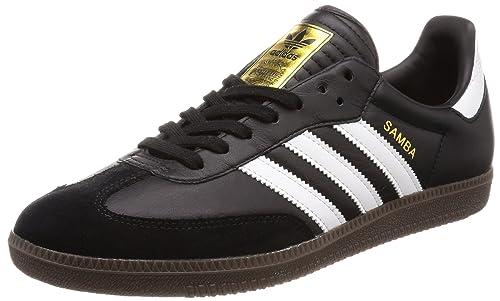 pick up 3d6c2 1ca56 adidas Originals Samba FB CQ2094 in Black (UK 7)