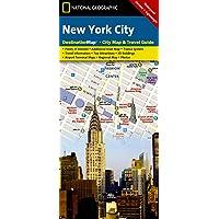 New York City Destination City Map