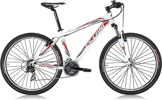 Ferrini R1 Bicicleta de montaña de hombre, Shimano 21 velocidades ...