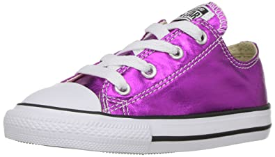 Converse Pink Low Sneakers CTAS OX Magenta Glow